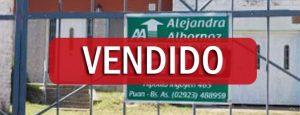 VENDIDO: Casa en Puan