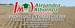EN VENTA: Propiedad en Darregueira