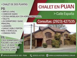 Chalet en Puan 4